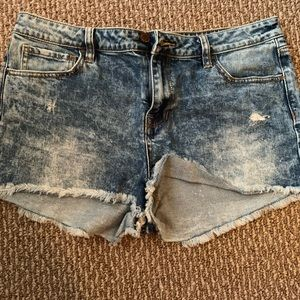 BULLHEAD Pacsun Denim stretch shorts Size 31